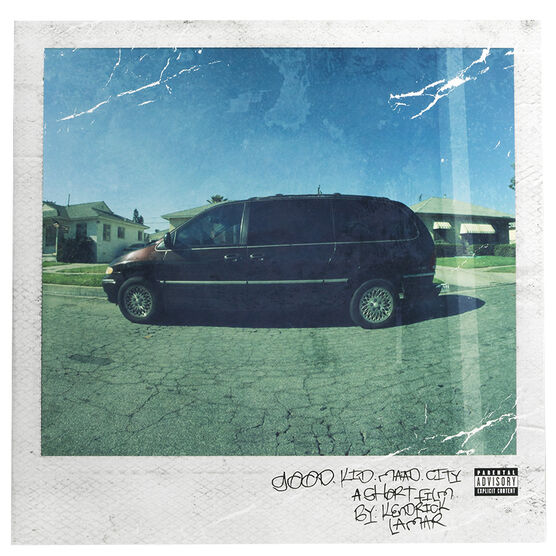 Lamar, Kendrick - Good Kid m.A.A.D. City - Vinyl
