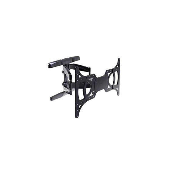 IQ 32-60 inch Large Swing Wall Mount - Black - IQLS3260
