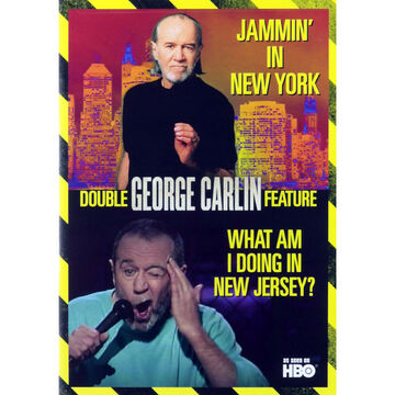 George Carlin Double Feature - DVD