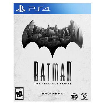 PS4 Batman: The Telltale Series