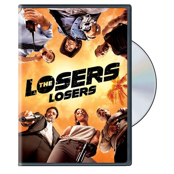 The Losers - DVD