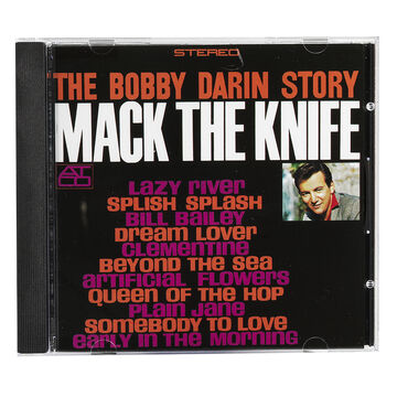 Bobby Darin - The Bobby Darin Story - CD