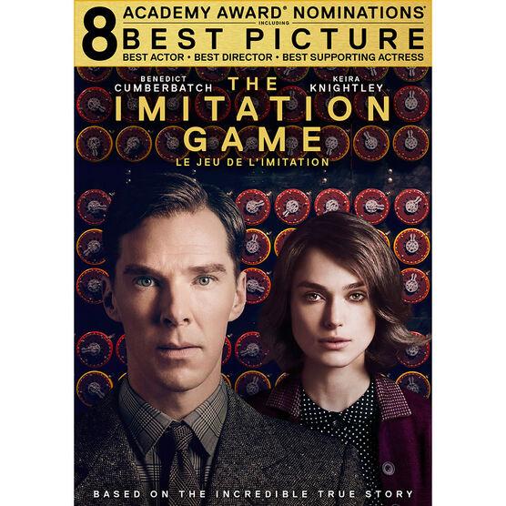 Imitation Game - DVD