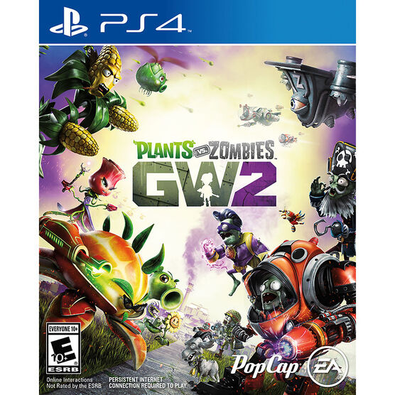 PS4 Plants Vs Zombies: Garden Warfare 2