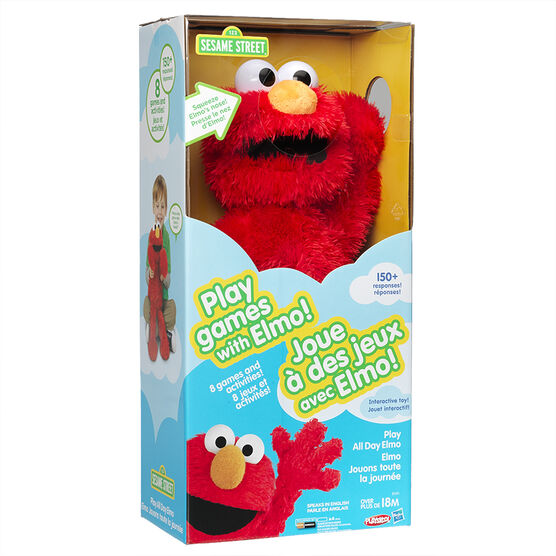 Sesame Street Play All day Elmo