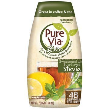 Pur Via Stevia Liquid - 48ml