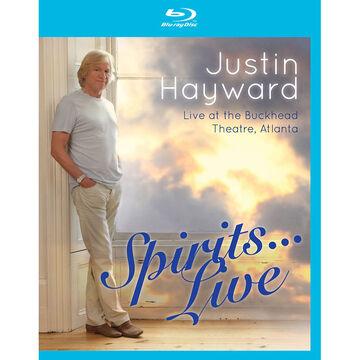 Justin Hayward - Spirits... Live - Blu-ray