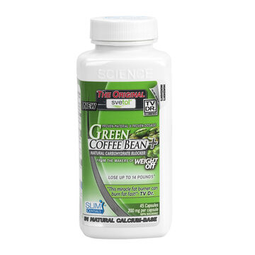 SlimCentials Green Coffee Bean - 45's