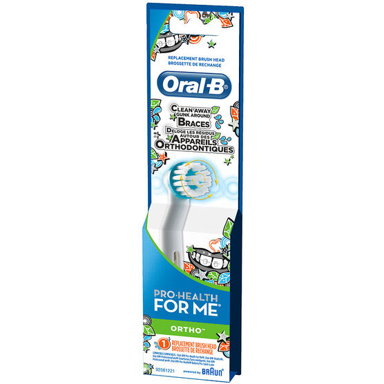 Eine oral b replacement brush head Asian and