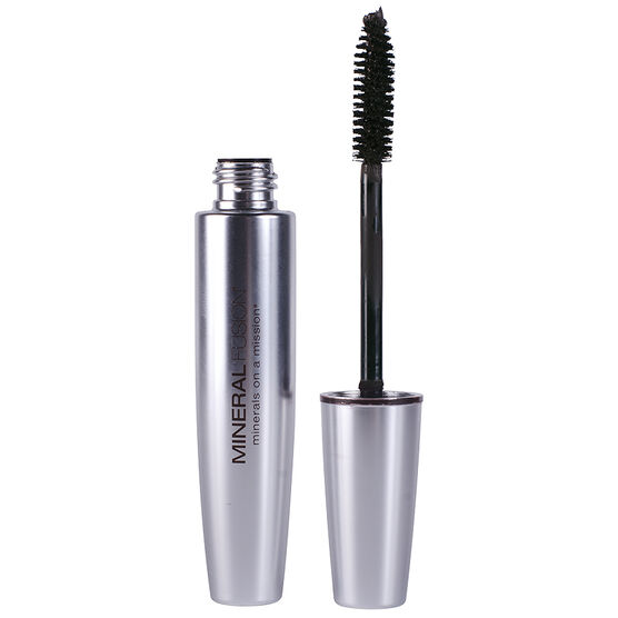 Mineral Fusion Volumizing Mascara - Midnight