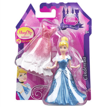 Disney Princess MagiClip Fashions Doll - Assorted