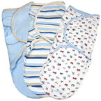 Summer Infant Swaddle Me - 3 pack