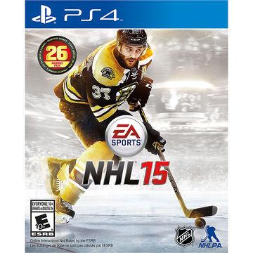 PS4 NHL 15