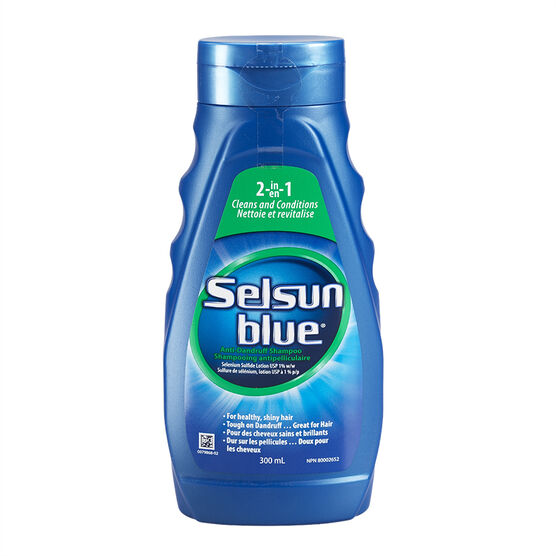 Selsun Blue 2-in-1 Anti-Dandruff Shampoo & Conditioner - 300ml
