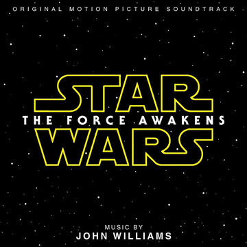 Soundtrack - Star Wars: The Force Awakens (Hologram Disc) - 2 LP Vinyl