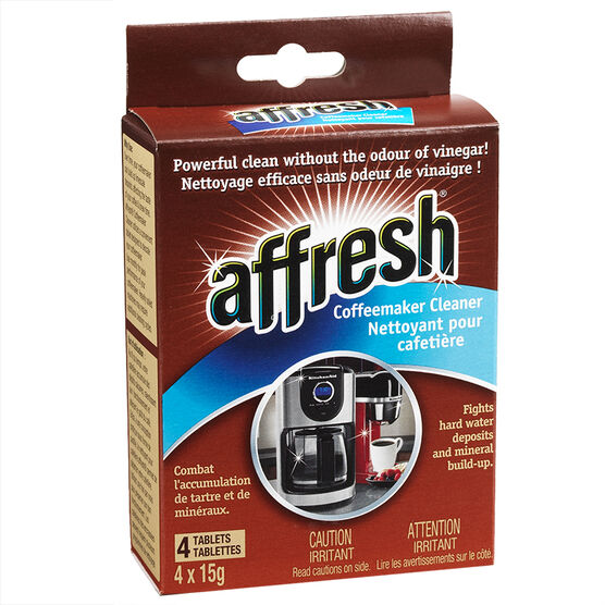 Affresh Coffeemaker Cleaner - 4x15g