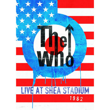 The Who: Live at Shea Stadium 1983 - DVD