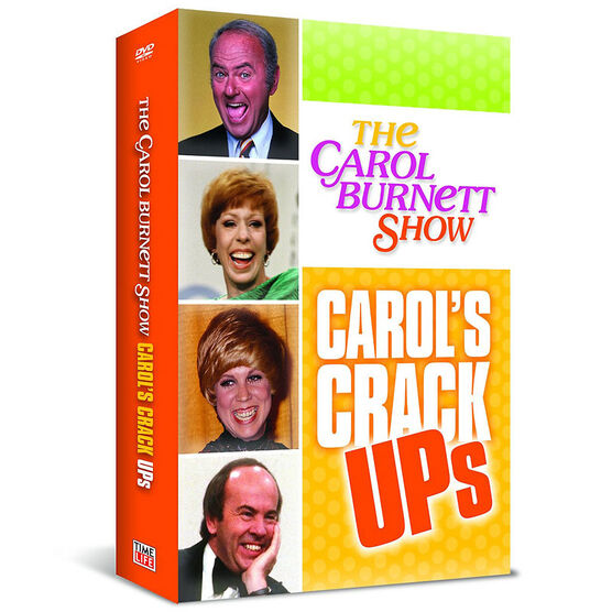 The Carol Burnett Show: Carol's Crack Ups - 6 DVD