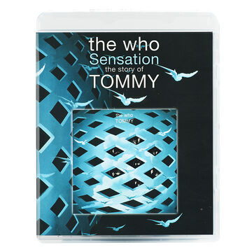 The Who Sensation: The Story Of Tommy - DVD