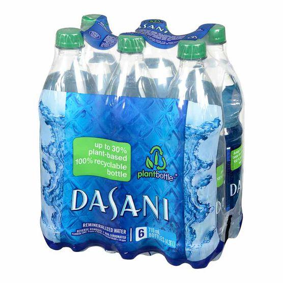 Dasani - 6 x 710ml