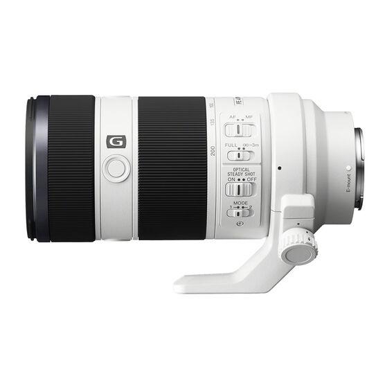 Sony 70-200mm f4.0 G OSS E-mount Zoom Lens - SEL70200G