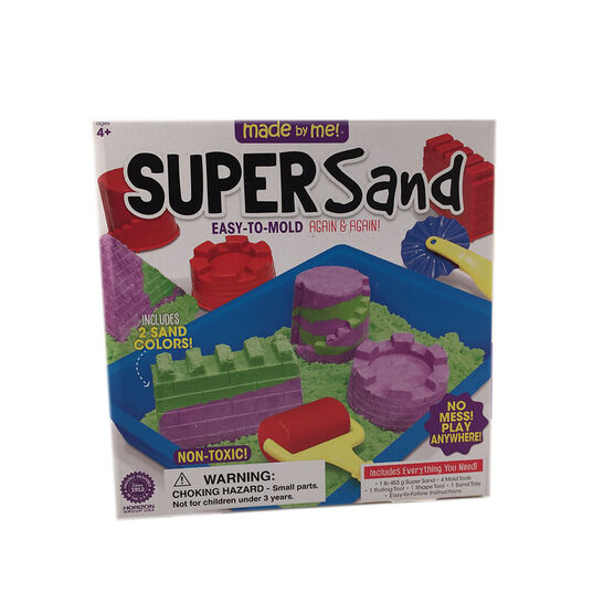 Made by Me! Super Sand