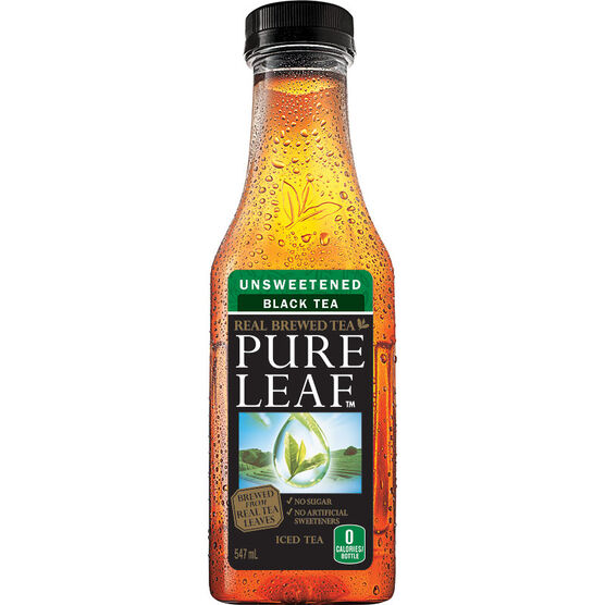 Pure Leaf Black Tea - Unsweetened - 547ml