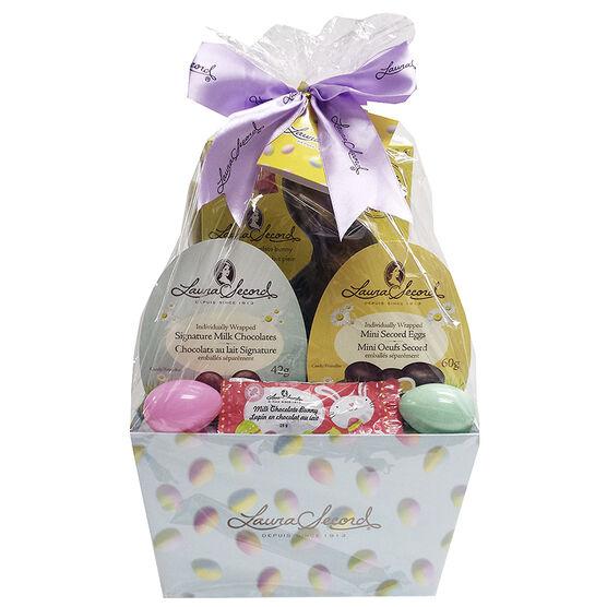 Laura Secord Decorative Easter Basket
