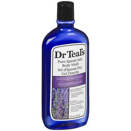 Dr Teal's Pure Epsom Salt Body Wash - Lavender - 473ml