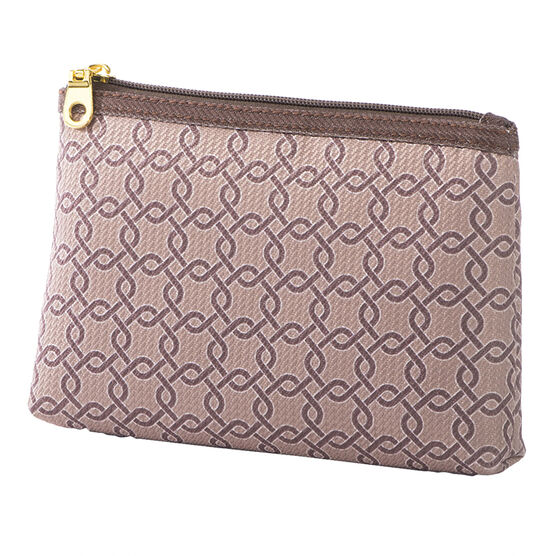 Modella Jacquard Purse Kit - Brown - A000263LDC