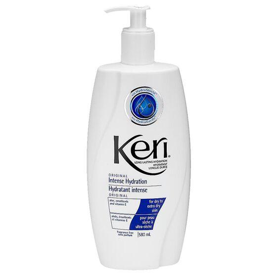 Keri Original Moisture Therapy Lotion - Fragrance Free - 580ml