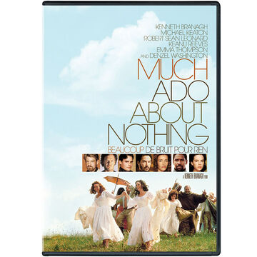 Much Ado About Nothing - DVD