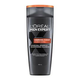 L'Oreal Men Expert Charcoal Clean Shampoo - 385ml