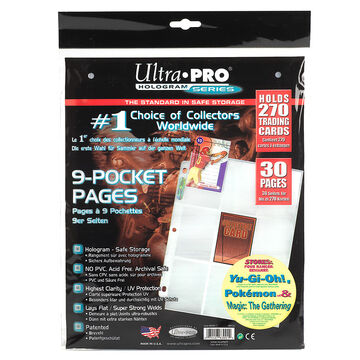 Pocket Pages - 30 pack
