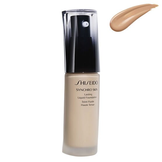 Shiseido Shynchro Skin Lasting Liquid Foundation - R4 Rose 4