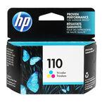 HP 110 Ink Cartridge - Tri-Colour - CB304AC-14