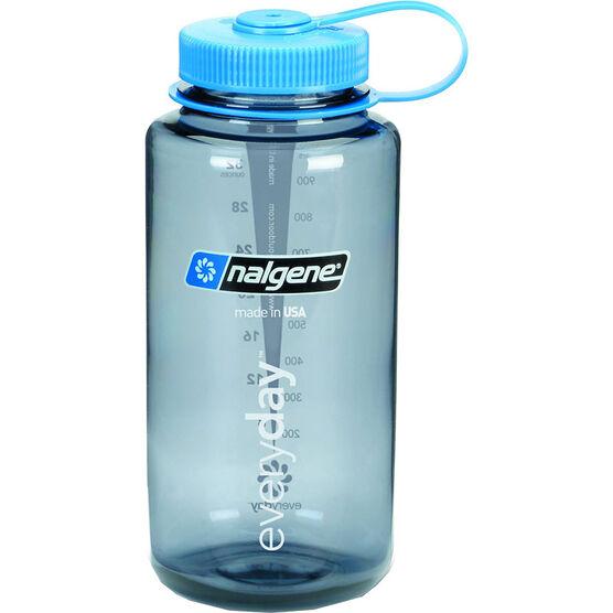 Nalgene Wide Mouth Bottle - Grey - 1L