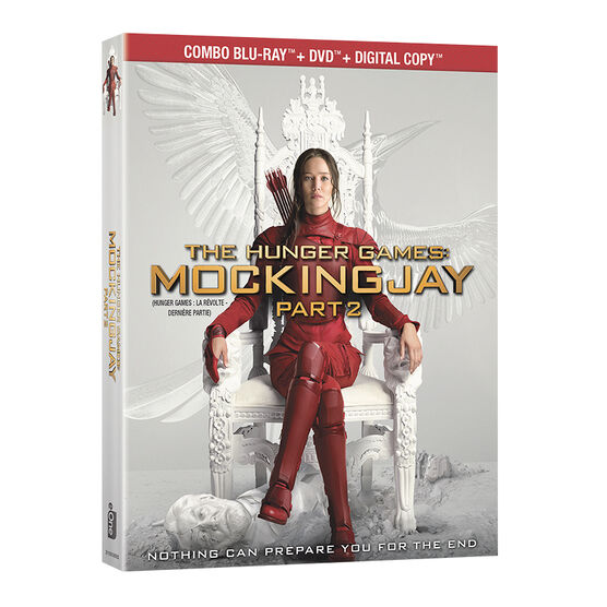 The Hunger Games: Mockingjay Part 2 - Blu-ray + DVD