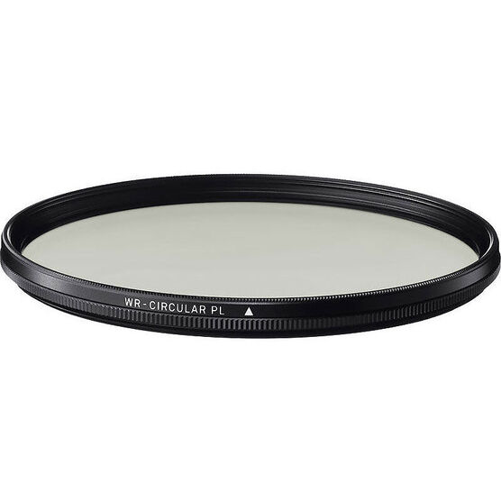 Sigma 49mm Water Repellent Circular PL Filter - S49WRCP