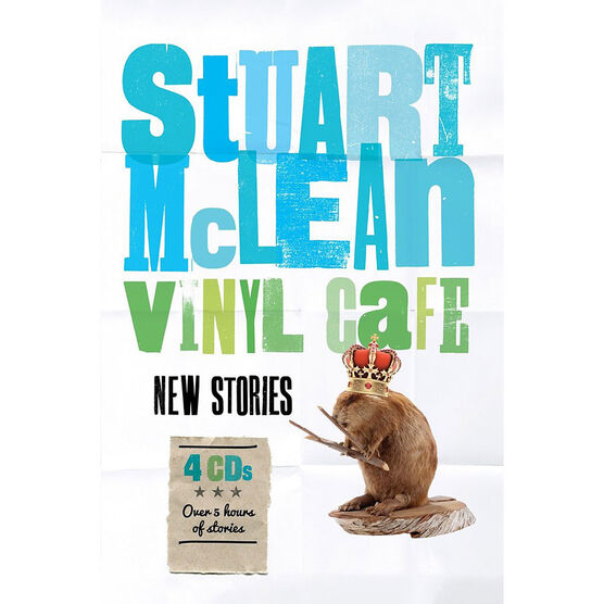 Stuart Mclean - New Stories - CD