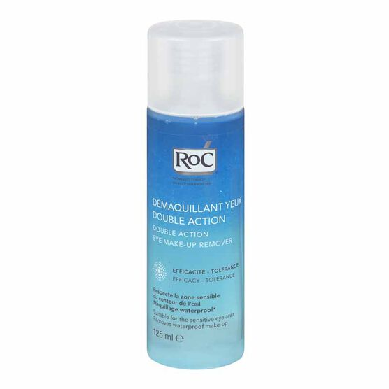 RoC Double Action Eye Make-Up Remover - 125ml