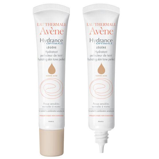 Avene Hydrance Optimale Hydrating Skin Tone Perfector - Light - 40ml