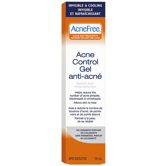 AcneFree Acne Control Gel - 50ml