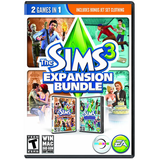 The Sims 3 Expansion Pack