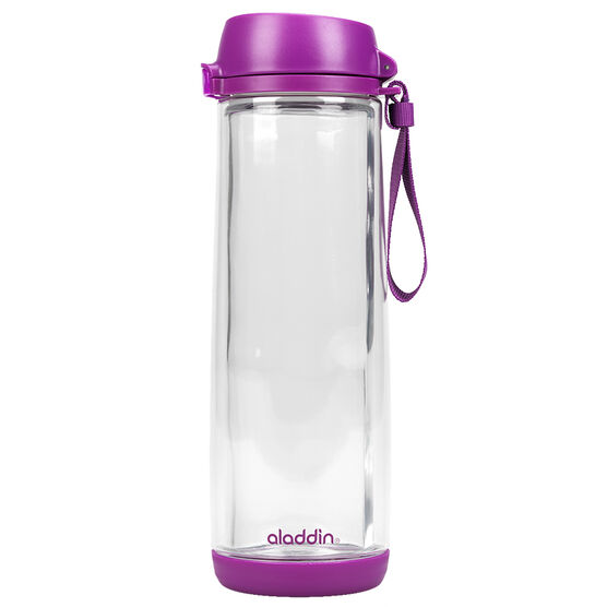 Aladdin 1-Hand Water Bottle - Berry - 18oz