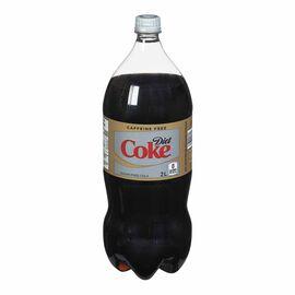 Coke Diet - Caffeine Free - 2L