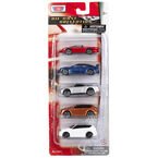 Motor Max Die-Cast Collection - 5 Pack
