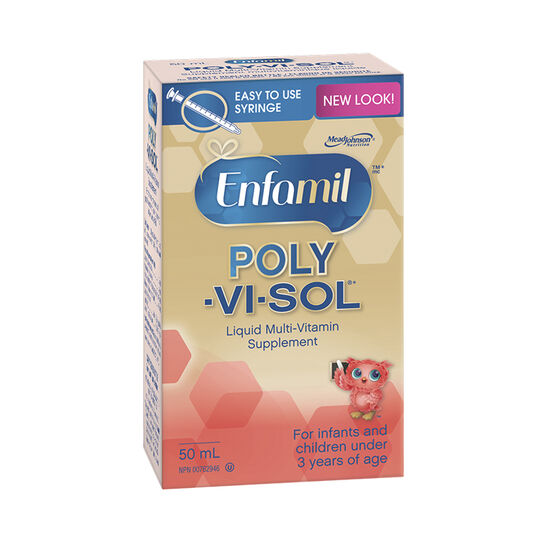 Poly-Vi-Sol Drops - 50ml