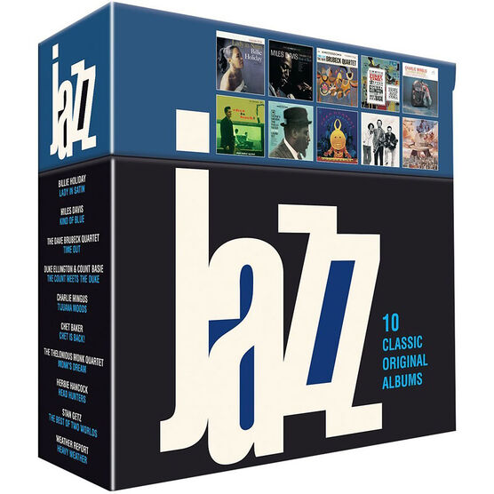 Various Artists - Jazz 10 Classics Collection - 10 CD