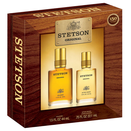 Stetson Men's Fragrance Gift Set - 2 piece